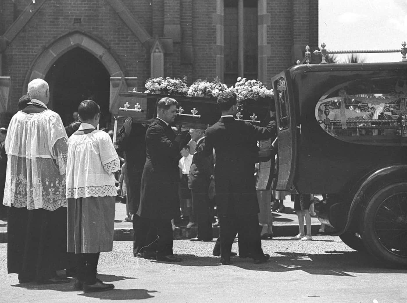 catholic funeral options