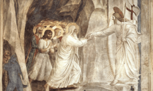 fra angelico christ in limbo of the fathers harrowing of hell
